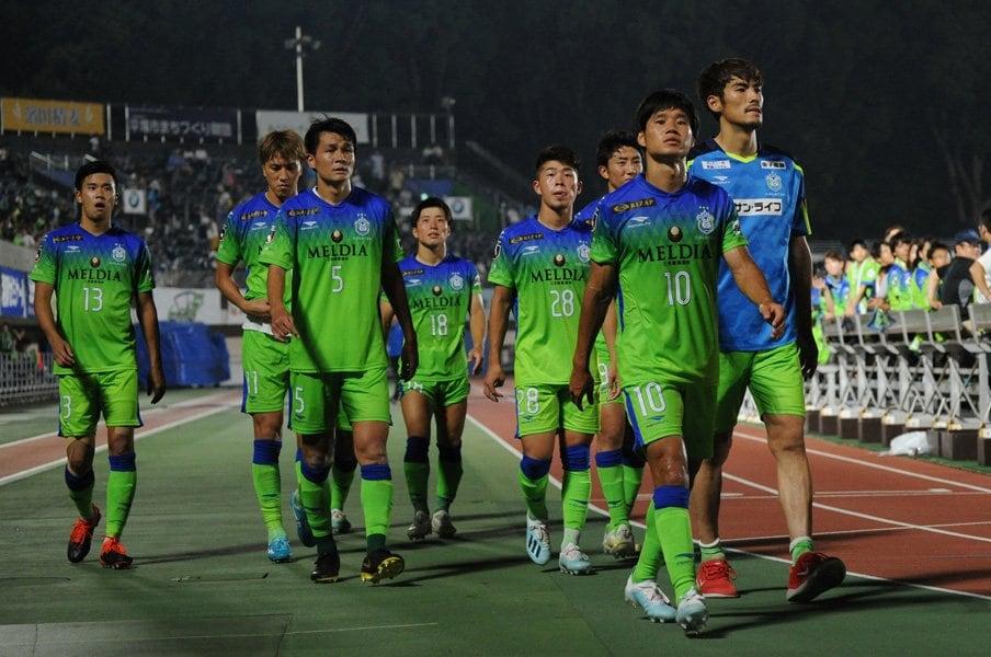 ベルマーレのサッカーは生きている。監督不在を感じさせない哲学の貫徹。<Number Web> photograph by Getty Images