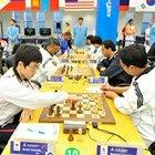 チェス日本代表の山田弘平