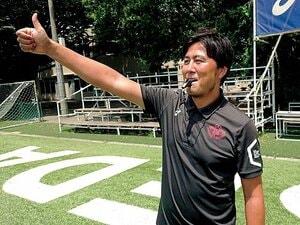 元Jリーガーで現役テレビマン。外池監督がワセダを変えた。~「日本をリードする存在」という蹴球部のビジョン~