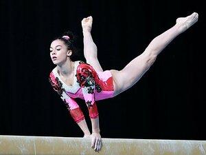 美しきイタリア体操界の星、ヴィラ。コロナ禍の悲劇乗り越え東京五輪へ。
