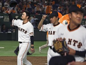 高橋由伸監督と巨人は勝利に飢える。「奮輝」に込めた3年目のリベンジ。