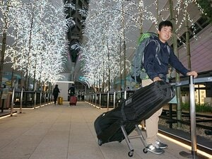 お金や地位より旅を選ぶゴルファー。川村昌弘「シードがない方が……」