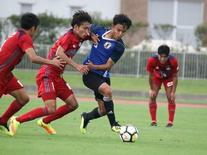 U-19選手権の初戦は難敵・北朝鮮!久保建英ら五輪世代がW杯への船出。
