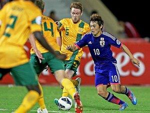 U-22アジア選手権、得点王を狙う手倉森ジャパンの小さなエース。