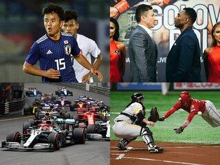 <6月のスポーツはDAZNで楽しむ!> コパもボクシングもF1も交流戦も、世界中の熱戦をストリーミングで!