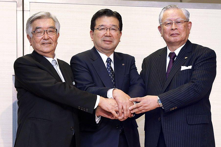 不祥事の連鎖が止まらぬ球界。今こそコミッショナーの出番だ!<Number Web> photograph by Kyodo News