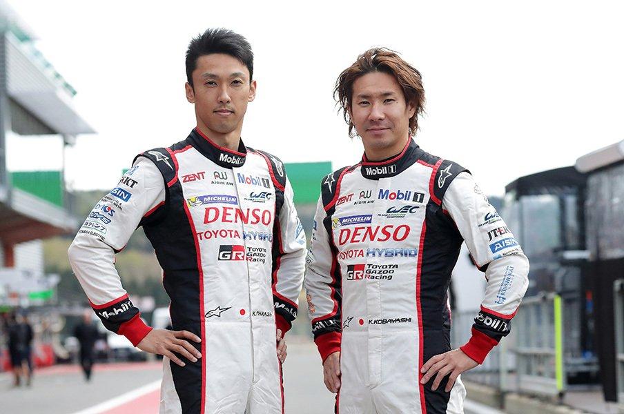 "WEC富士6時間耐久レースで、ハイブリットの""超""加速力を堪能せよ!<Number Web> photograph by TOYOTA"