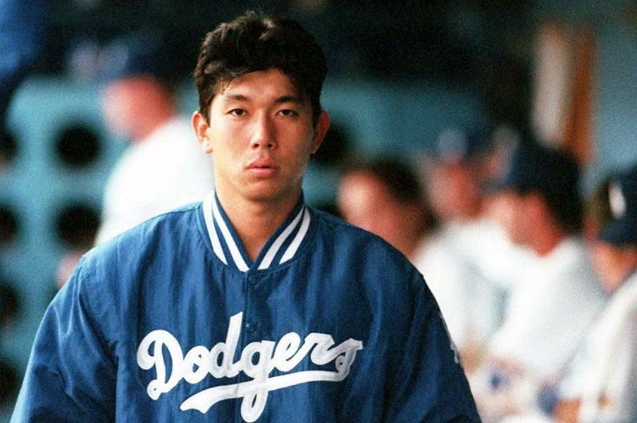 野茂英雄を癒した「SUKIYAKI」。25年前に感じた温かい野球の記憶。<Number Web> photograph by AFLO