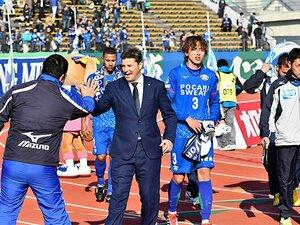 """次期日本代表監督はロドリゲスに。と、思わせる徳島""""渦潮""""サッカー。"""
