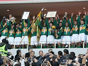 選手権V静岡学園の「勝つ意識」。上手いだけでは青森山田を崩せない。