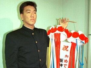 <運命のドラフトを巡る証言> 松井秀喜――長嶋監督の電話にも怪物は笑わなかった。