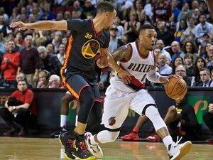 リラードはカリーのライバルになるか?NBAで勃発した「ブラザーズ戦争」。