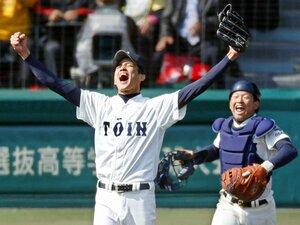 ついに実力を証明した藤浪晋太郎。大阪桐蔭、2年の雌伏を経ての栄冠。