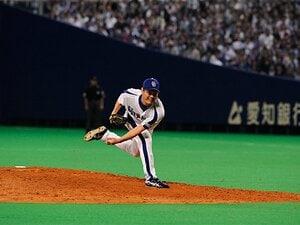 """日本シリーズ""""幻""""の完全試合。「ストッパー岩瀬の13球」を追う。"""