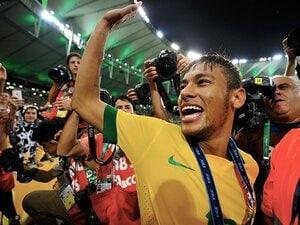 """ピケとS・ラモスが語るコンフェデ決勝。ブラジルに圧倒された""""最悪の一日""""。"""