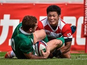 日本代表で唯一の大学生・野口竜司。JJが名指しで評価した男のラグビー脳。