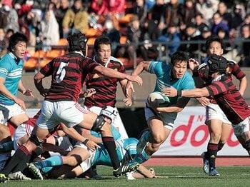 筑波の韋駄天・福岡が見据えるビッグチャレンジ。~ラグビー界の俊英、打倒社会人へ~<Number Web> photograph by Nobuhiko Otomo