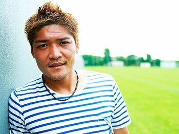 <もう一度、代表へ> 大久保嘉人 「遺言――亡き父との約束」<Number Web> photograph by Yoshiyuki Mizuno