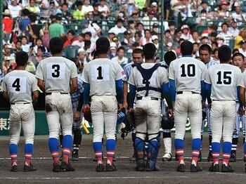 野球部の坊主頭はいつまで続くのか。大学では消滅寸前、高校はまだ現役。<Number Web> photograph by Hideki Sugiyama