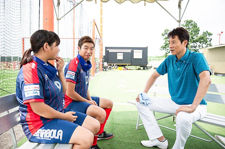 ブラインドサッカー日本代表・菊島宙。カトケンの一言で「覚醒」して得点王!