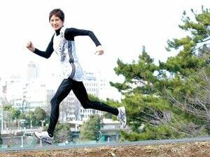 <私とラン> 秋野暢子 「初めてフルマラソンを走る人へ」