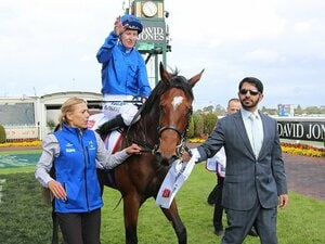 日本馬が南半球最大の祭典に参戦。優勝で5億8000万円のメルボルンC。