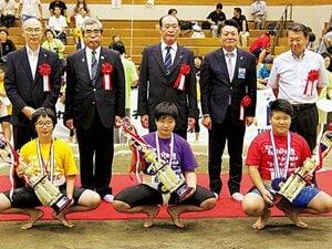 第1回わんぱく女子相撲、開催。国技館の土俵には上がれずとも。~初の全国大会は、五輪への一歩~