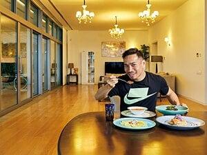 長友佑都のファットアダプト食事法。「脂をエネルギーに変えてます」