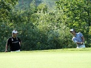 「日本のために遼とゴルフをしたい」松山英樹が直に口説いたW杯出場。