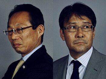 <知将対談> 岡田武史×関塚隆 「全ての結果は、初戦にかかっている」<Number Web> photograph by Yusuke Nishimura