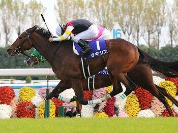 エリザベス女王杯も重賞未勝利馬V。秋のGI馬5頭の、意外な共通点とは?<Number Web> photograph by Yuji Takahashi