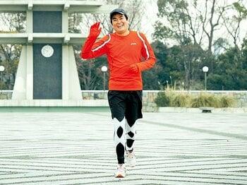 <マラソン特別講義> 石原良純 「大会前に400kmを走りこむ男」<Number Web> photograph by Asami Enomoto