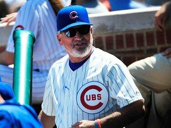 8番打者に投手を置く、という奇策。MLBの策士の遊び心あふれる打順論。<Number Web> photograph by Getty Images