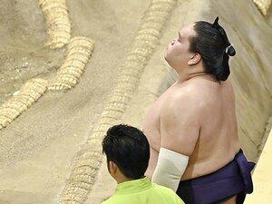 照ノ富士が昨年末語っていた目標と「楽しみ」とは。大関から序二段まで陥落も幕尻優勝の劇的復活劇。