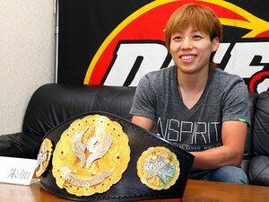日本人女子格闘家がアメリカで戴冠!世界で戦う浜崎朱加の開拓者精神。