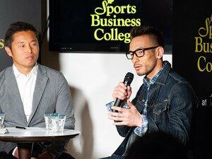 中田英寿が語った代表監督交代劇。「僕が考える日本らしいサッカーとは」