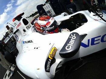 "F1の来季シート争いがヒートアップ!可夢偉とマッサの""オプション""に注目。<Number Web> photograph by Hiroshi Kaneko"