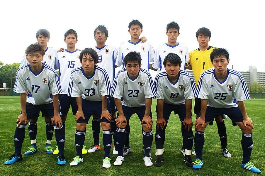 絶対に負けられないU-19日本代表。新風を吹き込む2人の18歳を検証。<Number Web> photograph by Takahito Ando