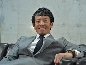 """35歳のプロ野球選手・松田宣浩が今季も変わらず""""熱男""""宣言!"""