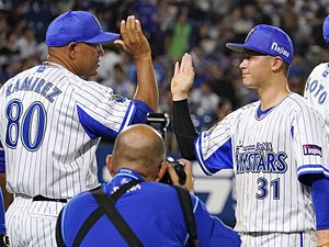 筒香嘉智なき後のDeNAを牽引するか。柴田竜拓が学んだ「準備」と野球愛。