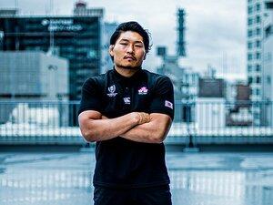 稲垣啓太、「0.166秒」の微笑み。笑わない男とカメラマンの真剣勝負。