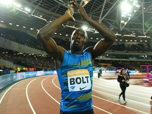 """北京は""""ボルト伝説""""始まりの地。「俺の種目」200mで夢の18秒台へ。"""