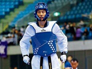 東京五輪も、RIZINも出る! テコンドー王者・江畑の決断。
