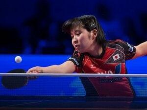 平野美宇のチキータが読まれた!卓球W杯、徹底マークに見えた課題。