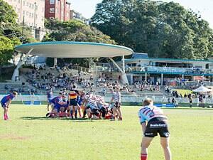「ゆるくラグビー観戦」という文化。オーストラリアの週末で見た解放感。