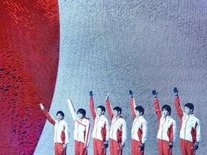 日本、37年ぶりに世界体操で団体金!歴史を作った内村航平と若き選手たち。