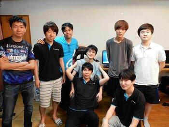 プロゲーマーのなり方、育て方。日本初の完全給与制チームを直撃!<Number Web> photograph by Sports Graphic Number/SANKO.inc