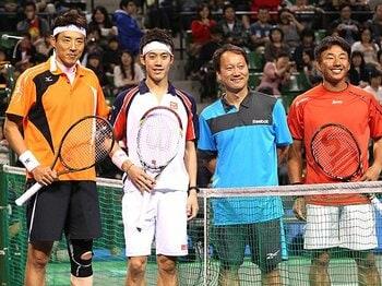 「あれは圭のテニスじゃなかった」松岡が錦織圭に見る世界5位の責任。<Number Web> photograph by AFLO SPORT