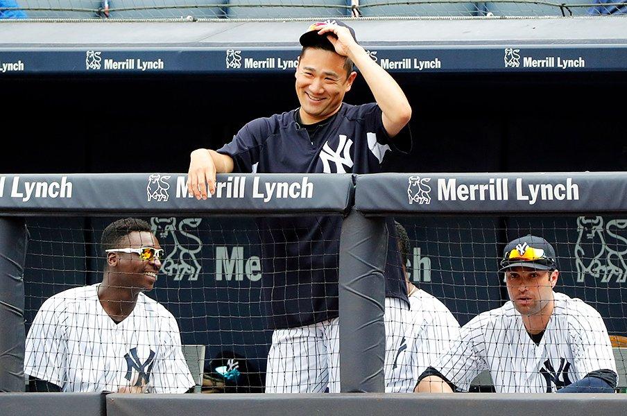 最多は黒田、追う田中&マエケン。メジャーで二けた勝利を続ける価値。<Number Web> photograph by Getty Images