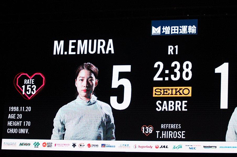 フェンシング日本選手権が大成功。その時太田雄貴は、なぜパリに!?<Number Web> photograph by Sports Graphic Number